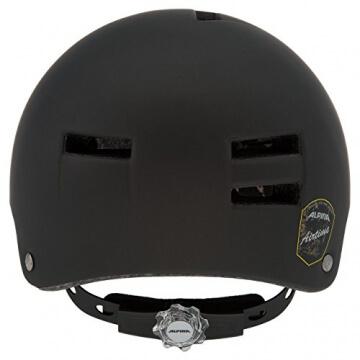 ALPINA Fahrradhelm Airtime, Black Matt, 52-57 cm, 9647130 - 2