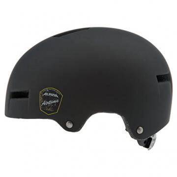 ALPINA Fahrradhelm Airtime, Black Matt, 52-57 cm, 9647130 - 3