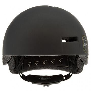 ALPINA Fahrradhelm Airtime, Black Matt, 52-57 cm, 9647130 - 4