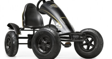 Berg Toys 03.55.00.00 Gokart Black Edition - 1