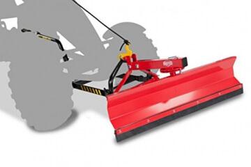 Berg Toys Schieber 15.60.60 Schneeschieber passend zu Hebevorrichtung vorne oder hinten. Gokart Zubehör zu Extra, Silverstar, John Deere, Claas, Racing, Traxx, Xplorer - 1