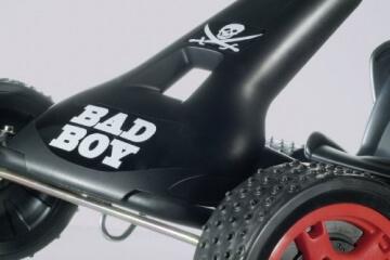 Ferbedo 005311 - Cross Runner Bad Boy, schwarz - 3