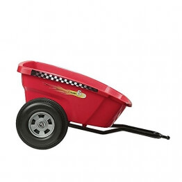 Ferbedo 30133 - Cart Trailer für Ferbedo Go-Carts, red - 1