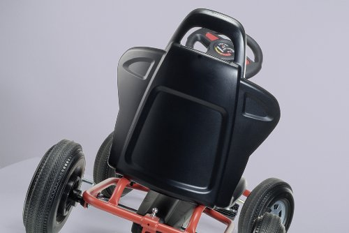 ferbedo 5133 go cart tourer mit freilauf 2 kettcar. Black Bedroom Furniture Sets. Home Design Ideas