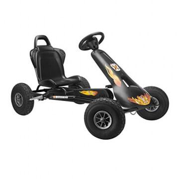 Go-Cart Air Racer