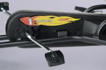 Ferbedo 8710 - Go-Cart Air Racer ar-2, black - 6
