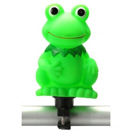 Monz TOP Hupe Kinder-Tierfigurhupe, Farbe:Frosch - 1