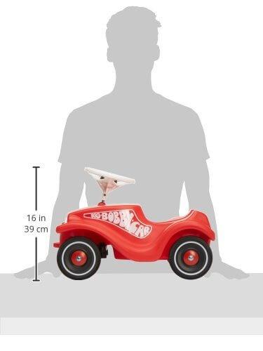 big 1303 bobby car rot 9 kettcar kaufen. Black Bedroom Furniture Sets. Home Design Ideas