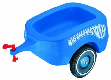 big bobby car trailer anh nger in blau. Black Bedroom Furniture Sets. Home Design Ideas