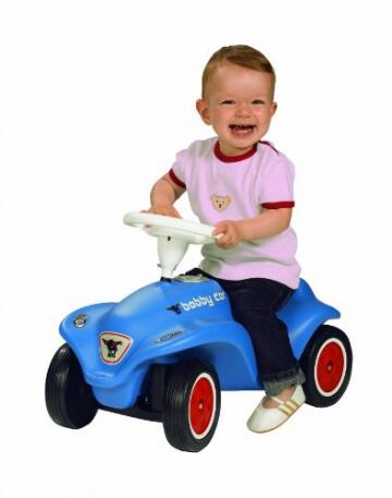 BIG 56201 - New Bobby-Car, blau - 2