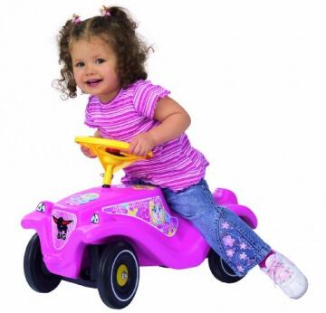 Bobby Car rosa