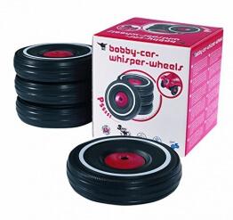 Big-Spielwarenfabrik 1260 - Bobby Car Flüsterreifen-Set - 1
