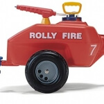Feuerwehr Tretauto Anhänger